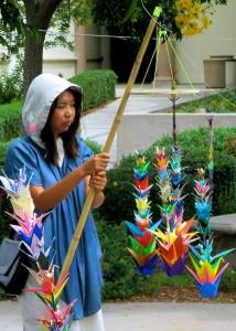 Vietnamese Paper Cranes